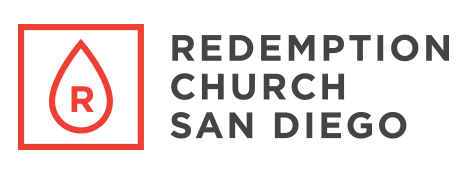 Redemption Church San Diego Retina Logo